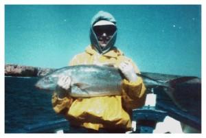 Michèle Decoust - Pêche en Australie