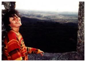 Michèle Decoust à Tomar, Portugal, pour une série de conférences